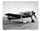 Captured Focke-Wulf 190, Britain; Second World War, 1944, Giclee Print