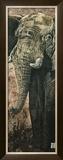 Carnets d'Afrique, L'Elephant Posters by Fabienne Arietti