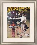 Leon Hermann, 1900 Poster