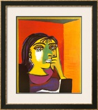 Dora Maar Prints by Pablo Picasso