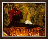 The Head Tie Print by Boscoe Holder