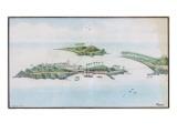 Devil's Island Guyana Giclee Print