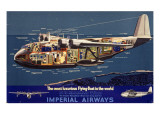 Empire Flying Boat Giclee Print