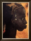 La Fiancee du Sultan Prints by Gildas Flahault