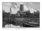 Doncaster Giclee Print