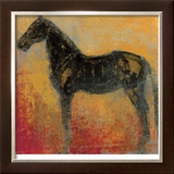 Furioso II Limited Edition Framed Print by Maeve Harris