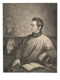 Clemens Brentano, German Writer of the Romantic Era, Giclee Print