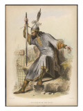 Clan Macdonald Giclee Print