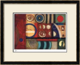 Freshly Over II Limited Edition Framed Print by Jensen