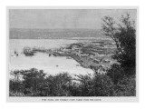 Durban (Port Natal) Viewed from the Bluff Giclee Print