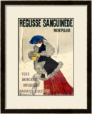 Reglisse Sanguinede Framed Giclee Print by Leonetto Cappiello