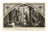 Charlemagne's Tomb Giclee Print