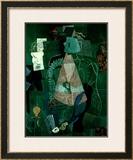 Portrait de Jeune Fille, 1914 Art by Pablo Picasso