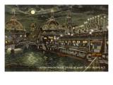 Coney Island Giclee Print