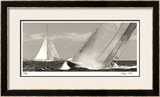 Ranger & Cambria Limited Edition Framed Print by Cory Silken