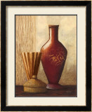 Mahogany Vessel I Prints by Kristy Goggio