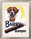 Barry Stumpen Framed Giclee Print