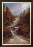 The Waterfall Prints by Elizabeth Halstead