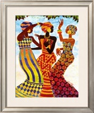 Celebration Posters by Keith Mallett