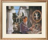 Adoration Art by Robert S. Wilson
