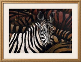 Zebras Prints by Marianne Julie Jegou