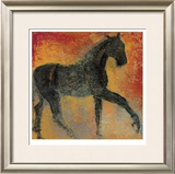Furioso I Limited Edition Framed Print by Maeve Harris