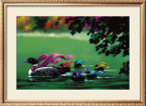 October Outings Prints by Claude Theberge