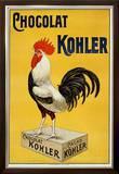 Chocolat Kohler Framed Giclee Print