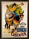 Curacao Extra Sec Framed Giclee Print by G. Eros