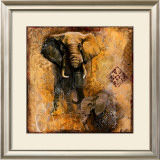 Wild Kingdom III Prints by  Georgie