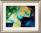 Timeless Wisdom Framed Giclee Print by Ari Vanderschoot
