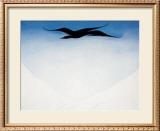 Black Bird Prints by Georgia O'Keeffe
