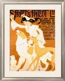 Spratt's Patent Ltd. Framed Giclee Print by Auguste Roubille