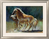 Brotherly Love Framed Giclee Print by Dawn Emerson