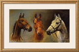 We Three Kings Poster by Susan Crawford