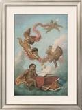 Cherubs Studying Prints by Tim Ashkar