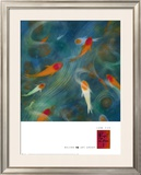 Koi Zen I Prints by Lun Tse