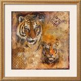 Wild Kingdom I Prints by  Georgie