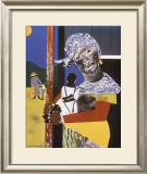 Come Sunday Print by Romare Bearden
