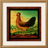 Hen Art by Diane Pedersen