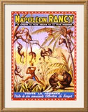 Napoleon Rancy Framed Giclee Print by  Ello