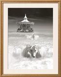 Horsing Around Prints by Thomas Barbey
