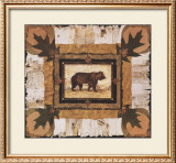 Bear Prints by Pamela Gladding
