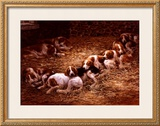 Day Dreamers Framed Giclee Print by Susan Sponenberg