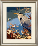 Norfolk, BR Poster, 1948-1965 Framed Giclee Print by Talbot Kelly