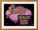 Hektor, Jubilaums-Austellung Framed Giclee Print by Paul Scheurich
