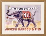 Joseph Bardou Framed Giclee Print