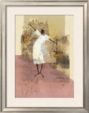Ramata Poster by Charlotte Derain