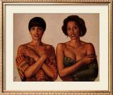 Sisters Poster by Tim Ashkar