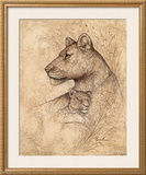 Maternal Protection Print by Ruane Manning